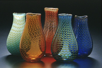 Flame and Flare, an Exhibition at Piedmont Craftsmen