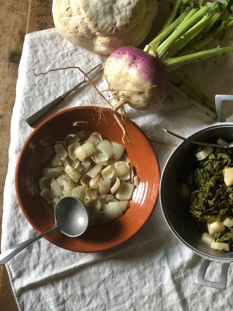 Autumn Saturday Workshop:  Winkler Family Recipes Cooked on the Hearth