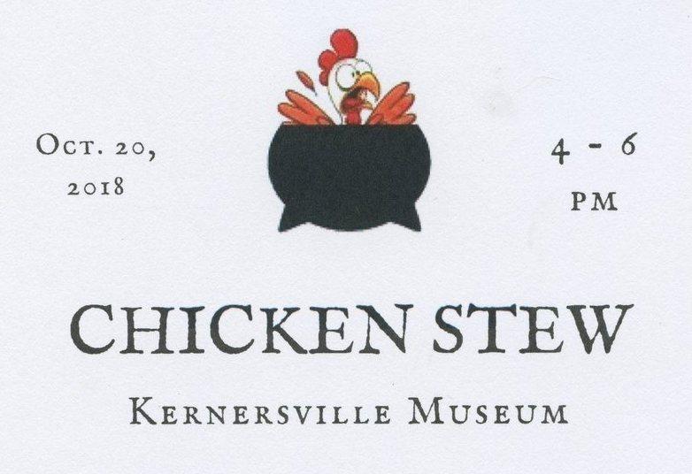 Kernersville Museum Chicken Stew