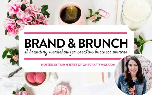 Brand & Brunch Workshop