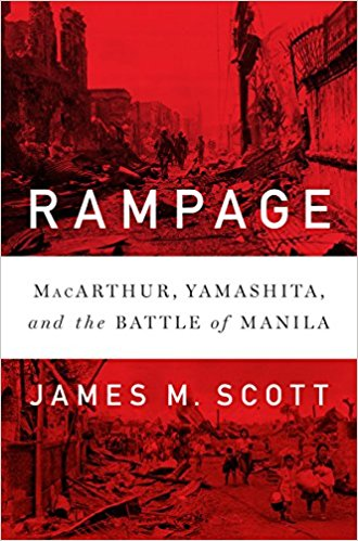 'Rampage' Book Talk with Author James Scott