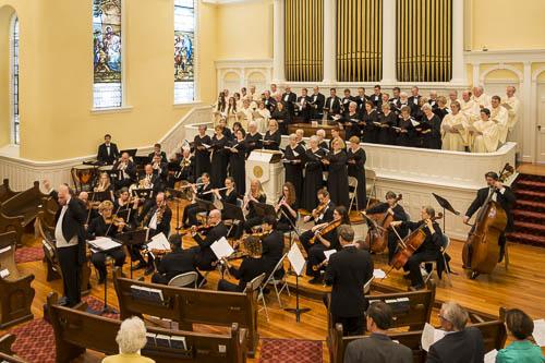 Moramus Chorale in Concert