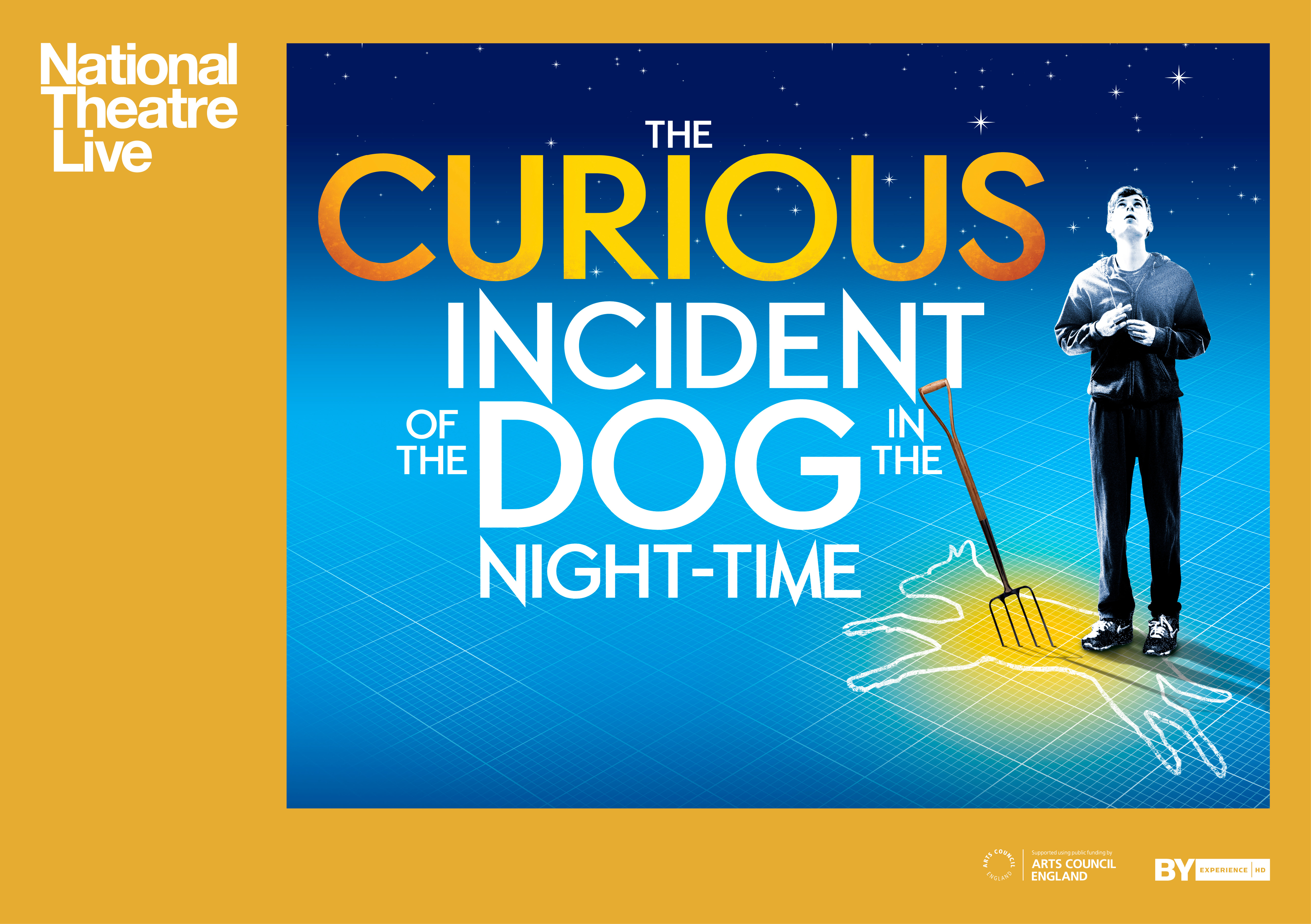 NTL 2018:  The Curious Incident of the Dog in the Night-Time