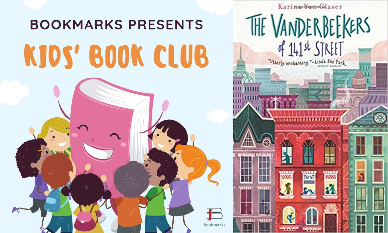 Kids' Book Club at Bookmarks