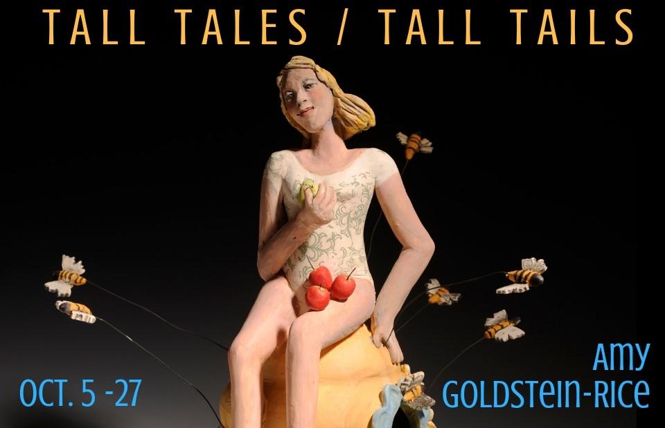 Tall Tales / Tall Tails Exhibit