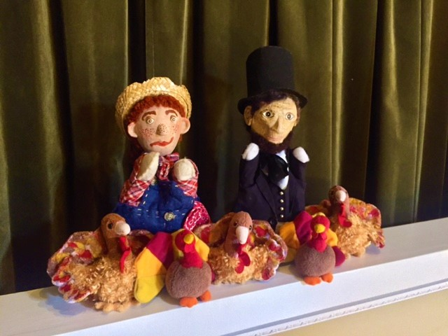 The Turkey Trot: Thanks Giving Puppet Show at Körner's Folly