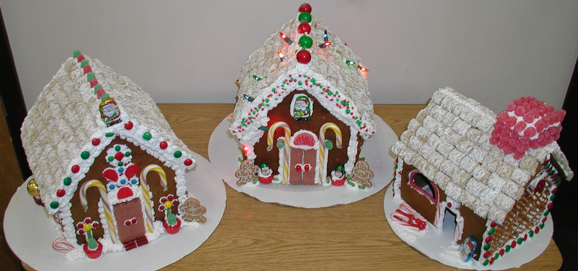 Gingerbread Decorating Workshops in Clemmons