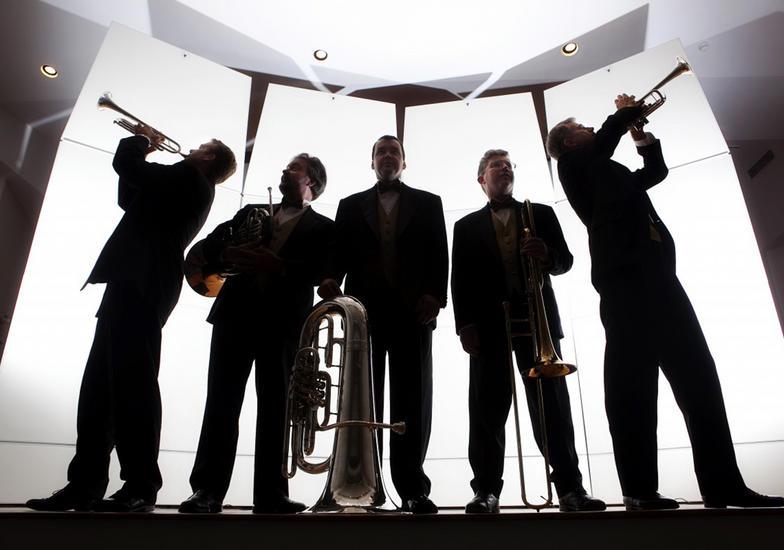 Carolina Brass Holiday Pops Concert