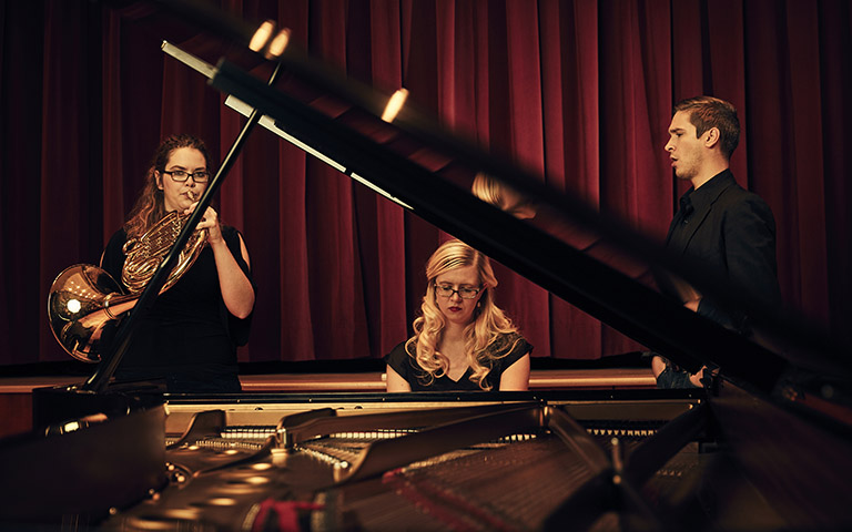 UNC School of the Arts: Chrysalis Chamber Music Institute Student Ensembles