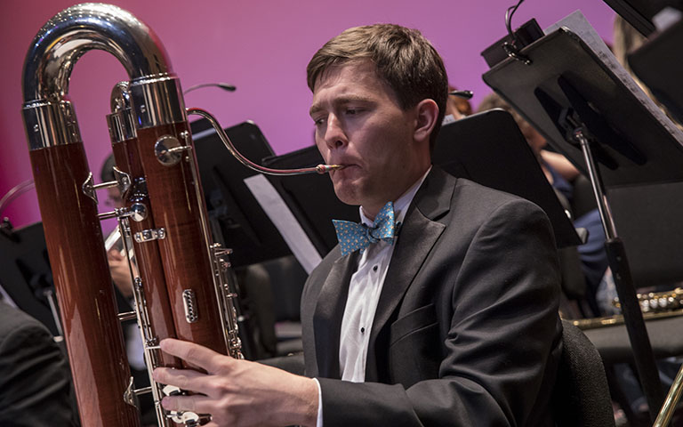 UNC School of the Arts: Symphony Orchestra: Brahms, Berlioz and Stravinsky