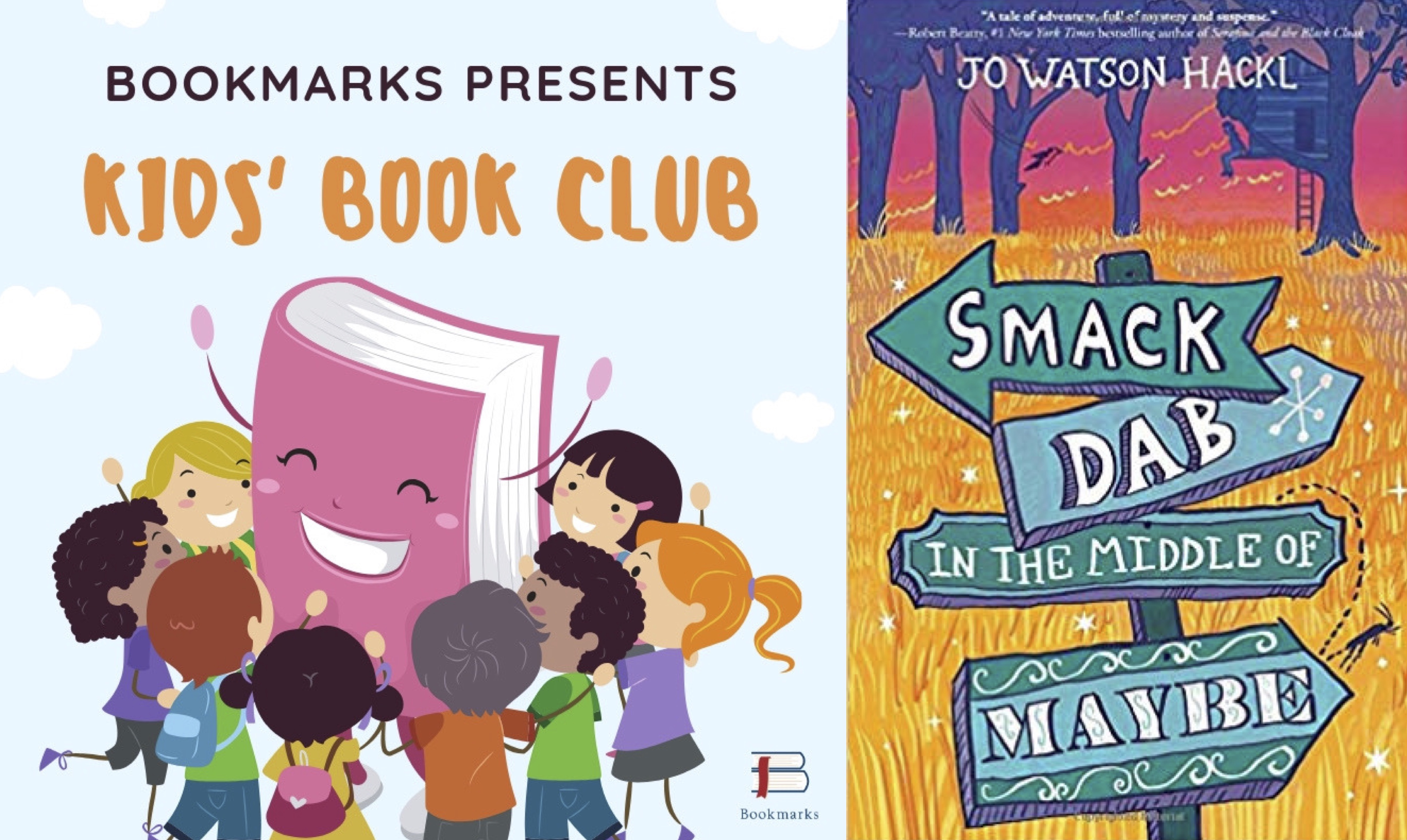 Kids' Book Club at Bookmarks