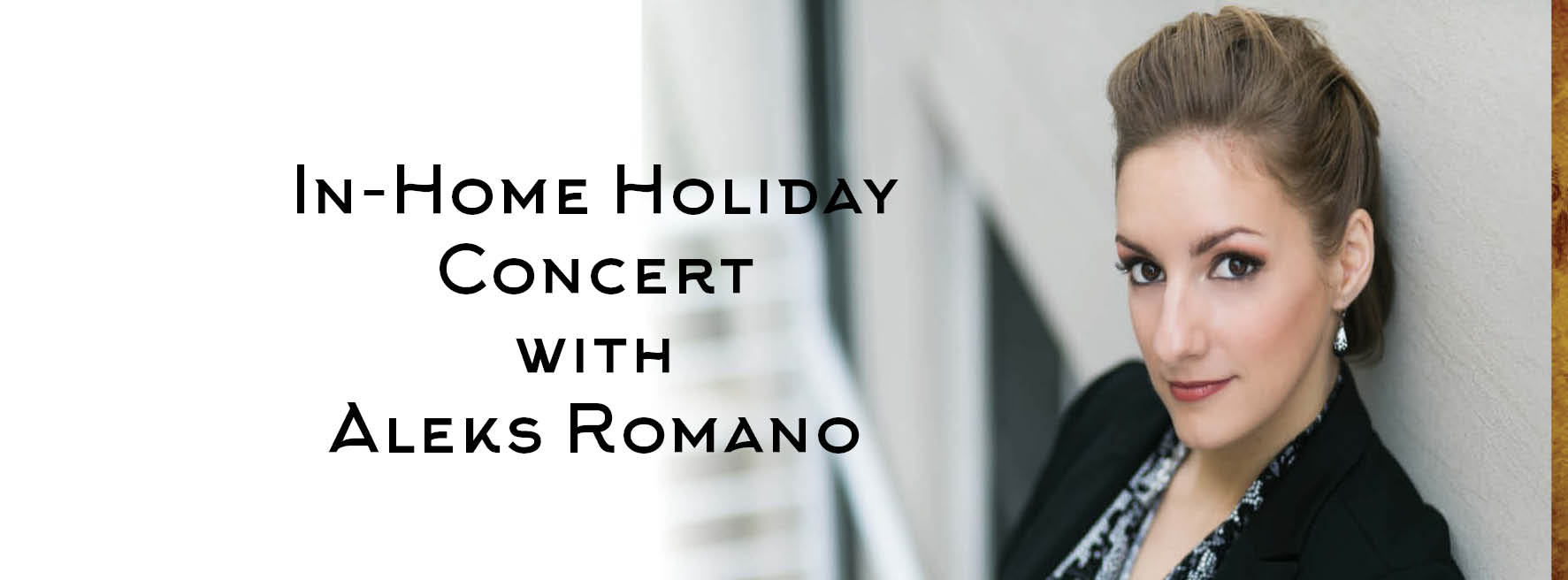 In-Home Holiday Concert