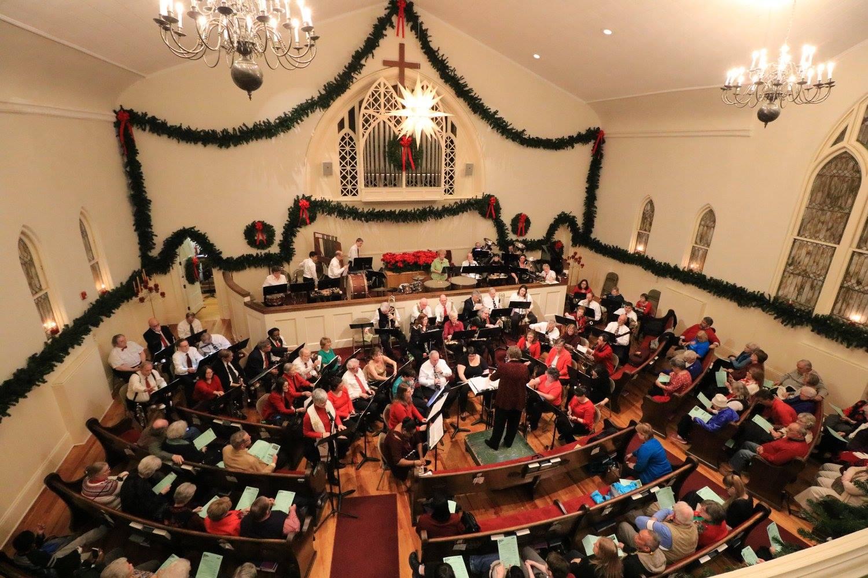 Salem Band Holiday Concert