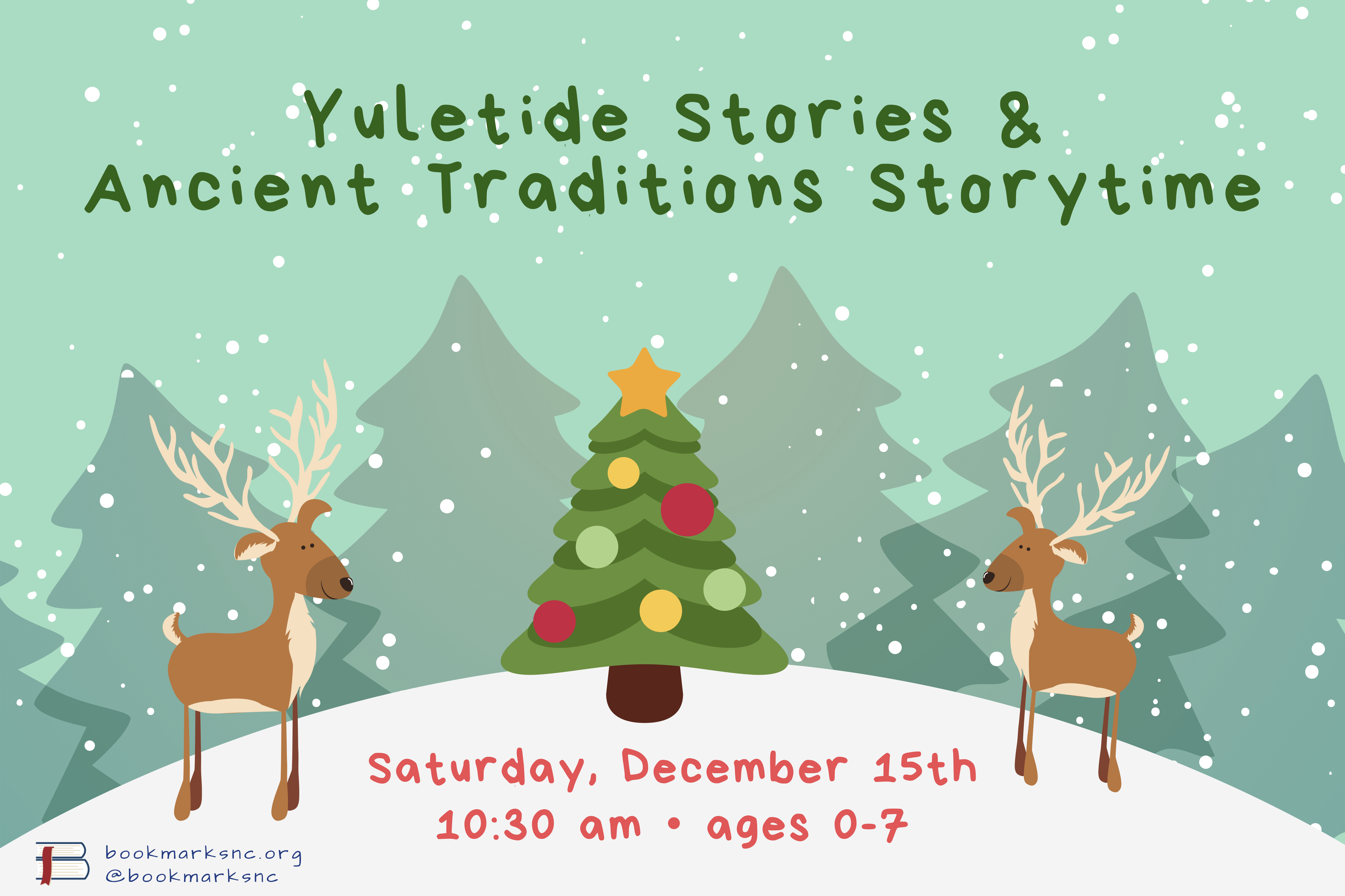 Yuletide Stories & Ancient Traditions Storytime