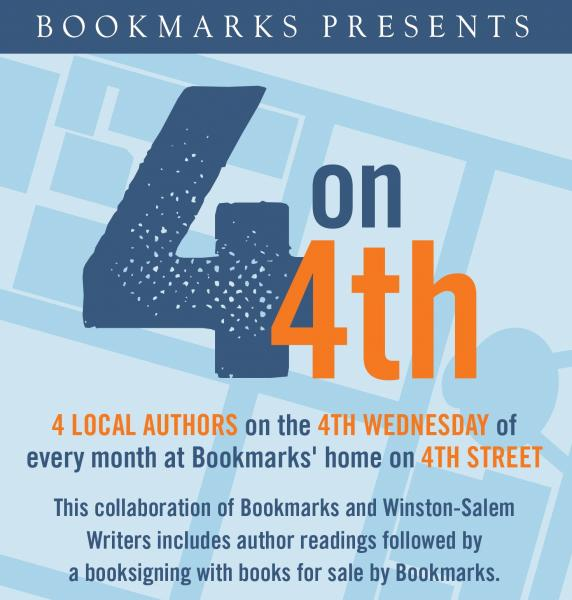 4 on 4th with Local Authors