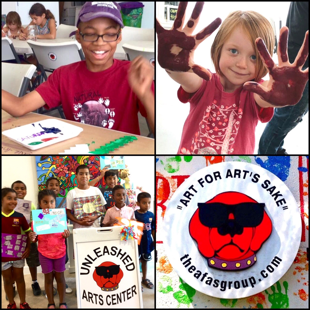 Saturday ART Jam! Unleashed Arts Center