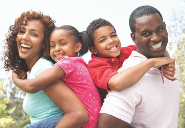 Love Is...Sharing the African American Family Experience