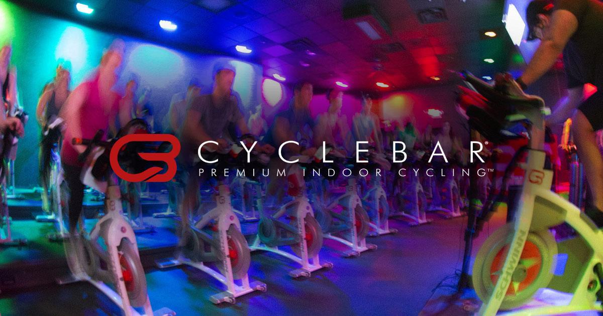 CycleBar Winston-Salem Anniversary Event