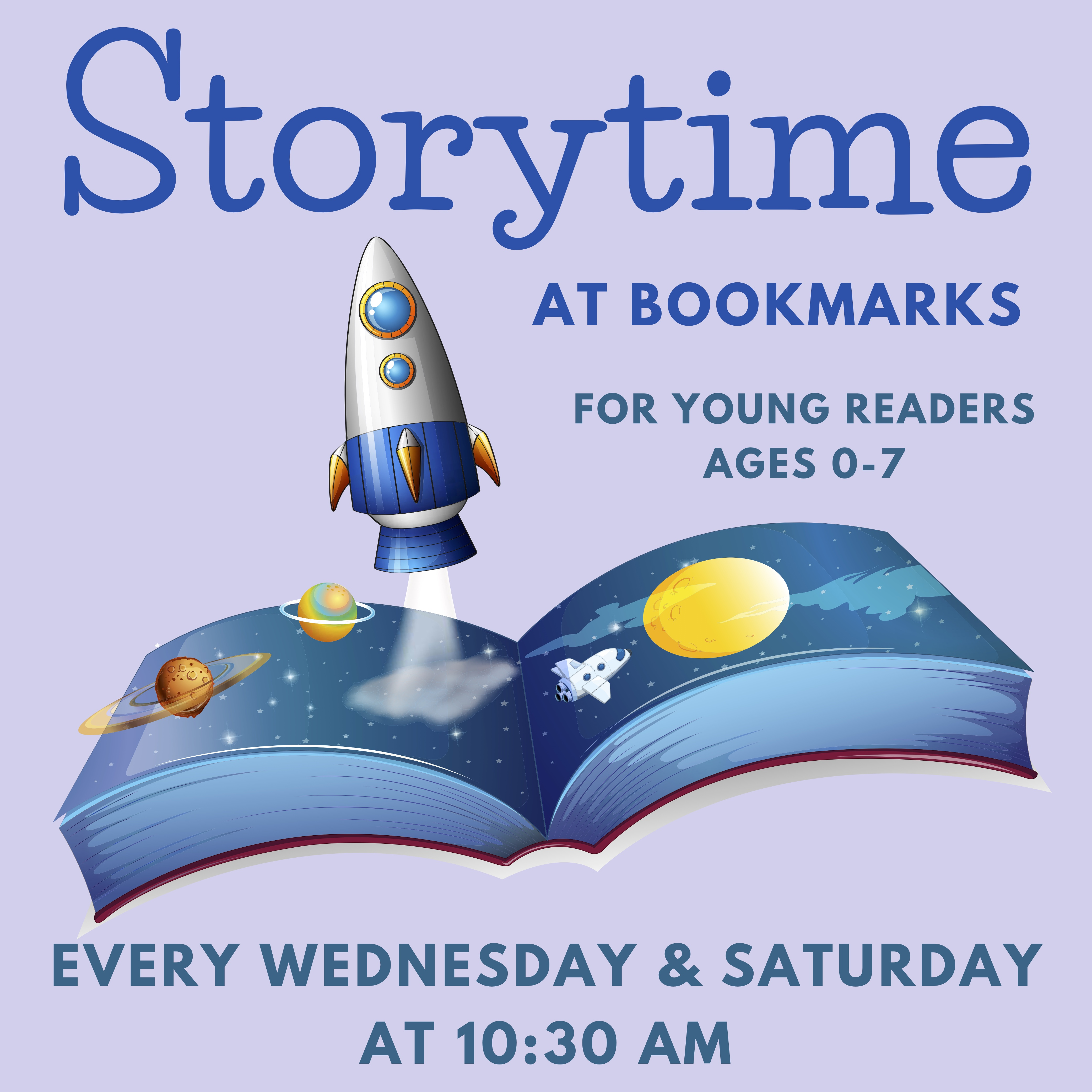Storytime with Illustrator Raman Bhardwaj at Bookmarks