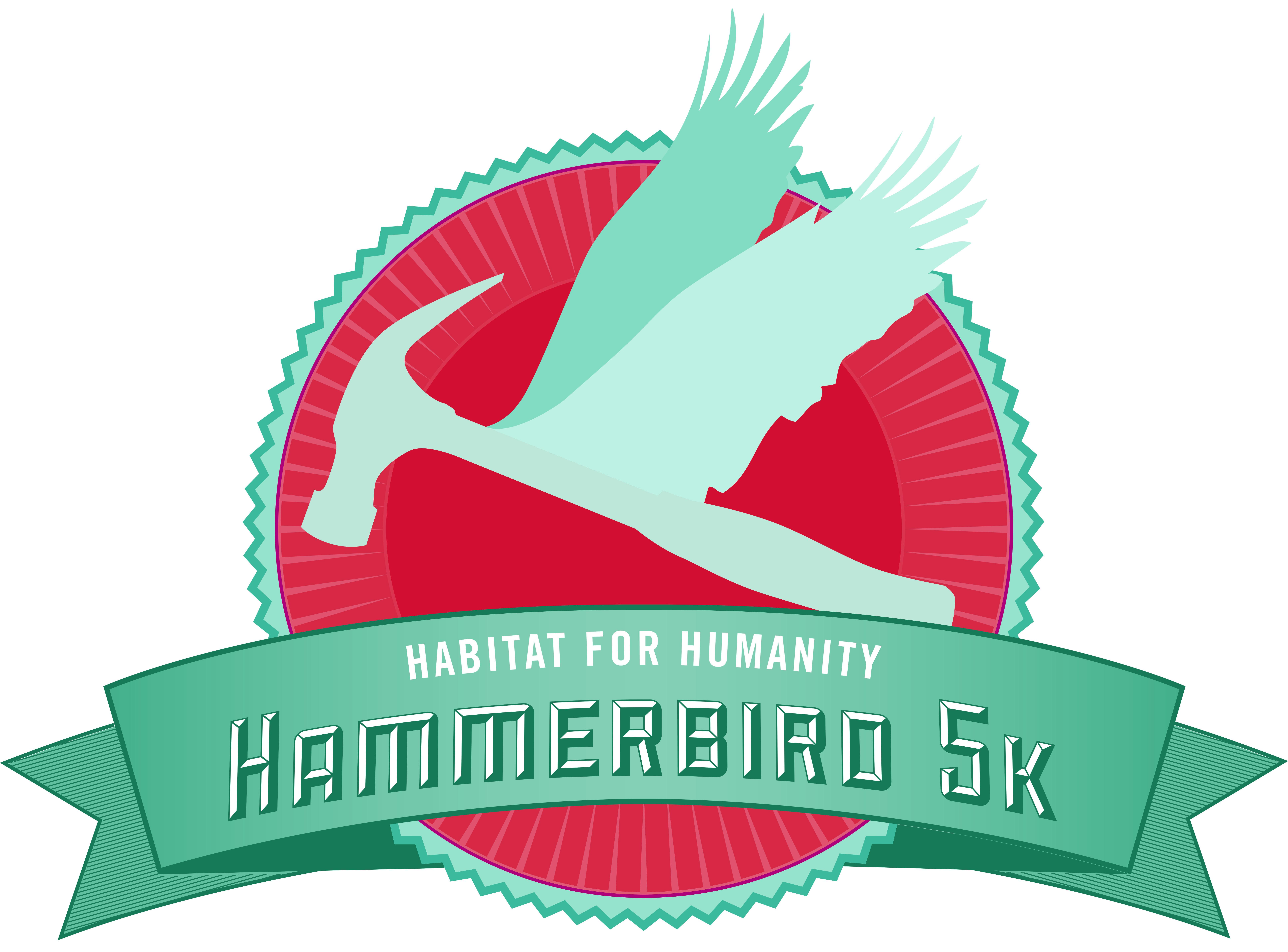 The Habitat Hammerbird 5K and 1 Mile Run/Walk