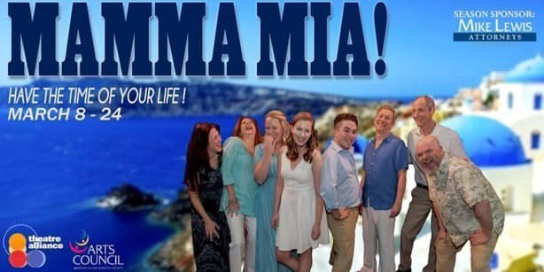Mamma Mia! at Theatre Alliance
