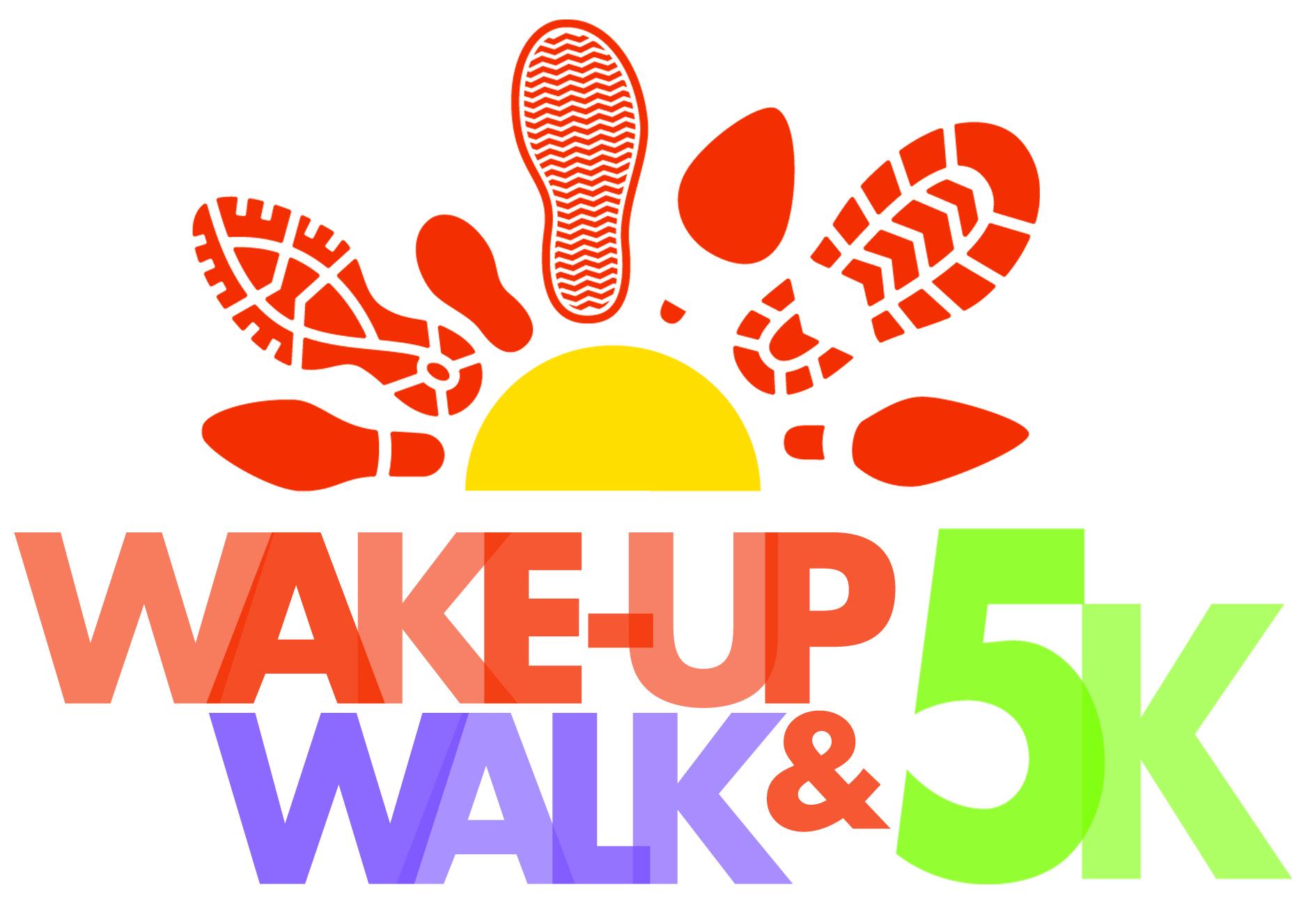Wake-Up Walk & 5K
