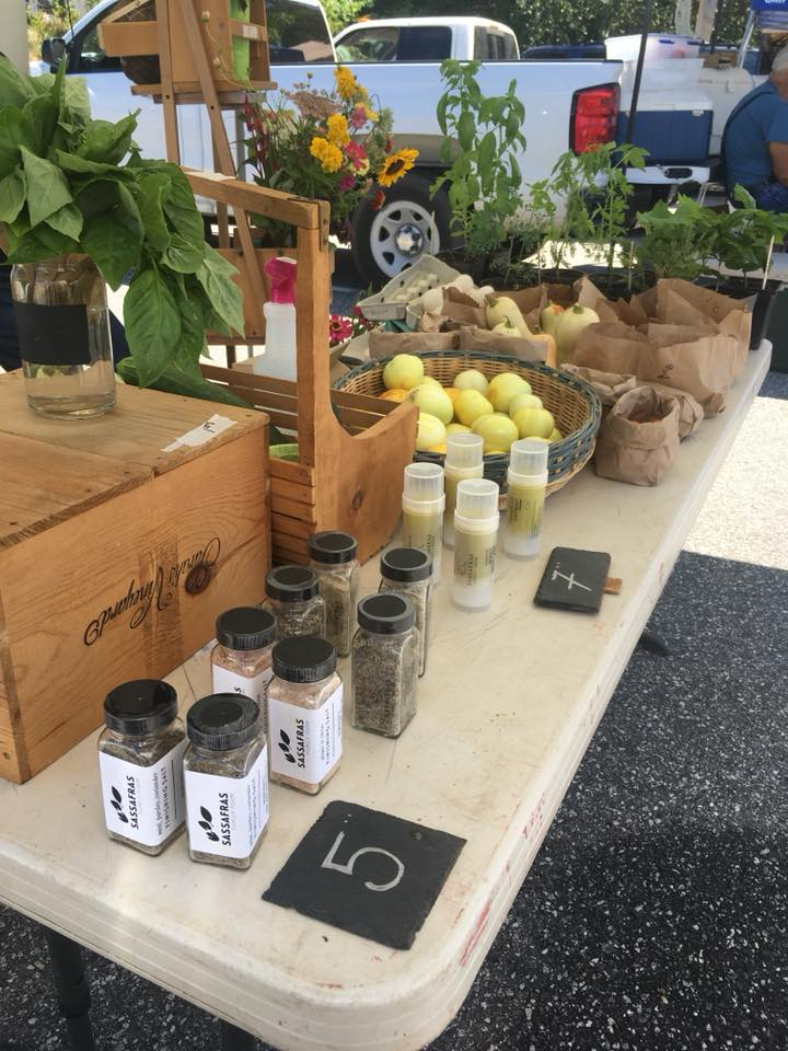 King Farmers Market at YMCA