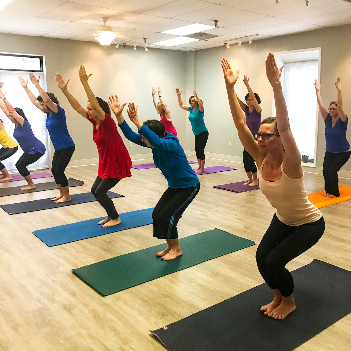 FREE Introductory Yoga Class for New Students at Sunrise Yoga Studio!
