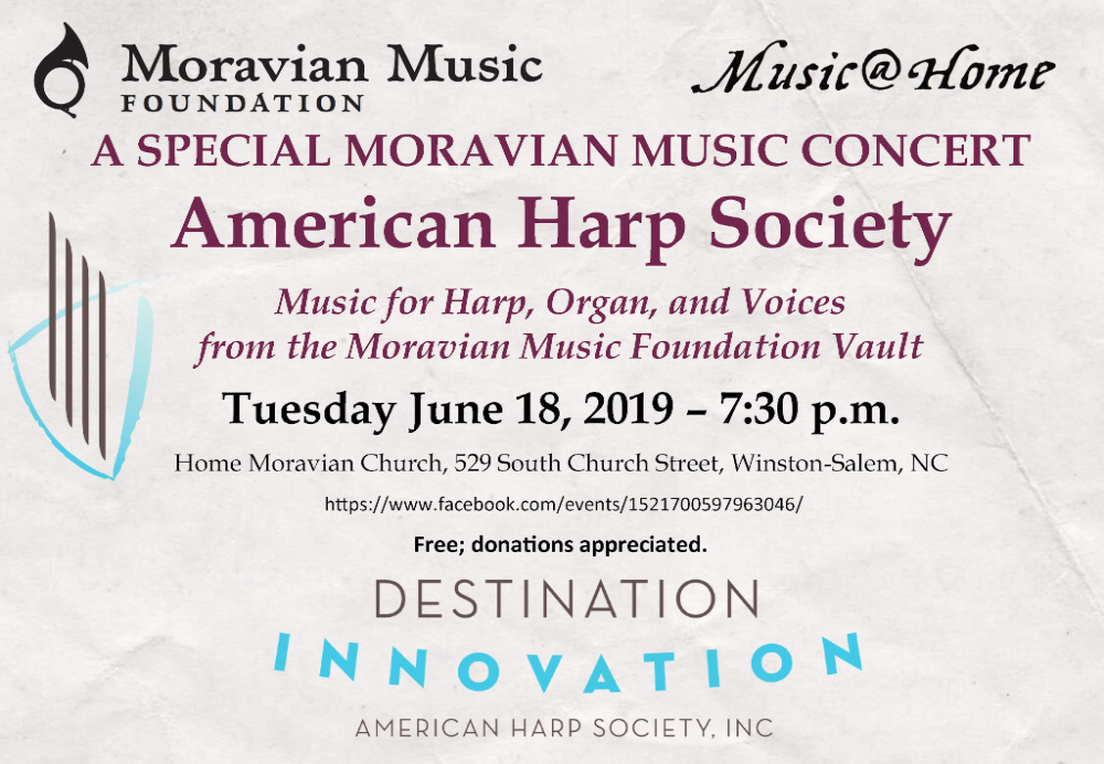 Concert of Early Music for Harp