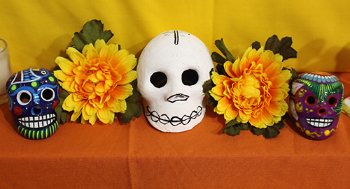 EXHIBIT: Life after Death: The Day of the Dead in Mexico
