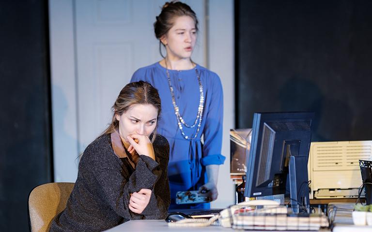 "UNC School of the Arts: ""Luna Gale"" by Rebecca Gilman"