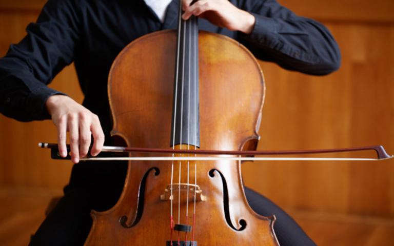UNC School of the Arts: Cello Studio in Recital