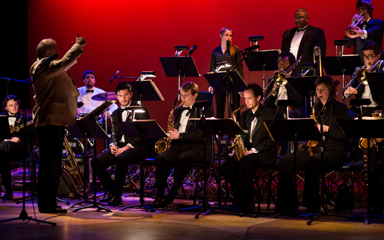 UNC School of the Arts: Jazz Ensemble: Latin Jazz Night
