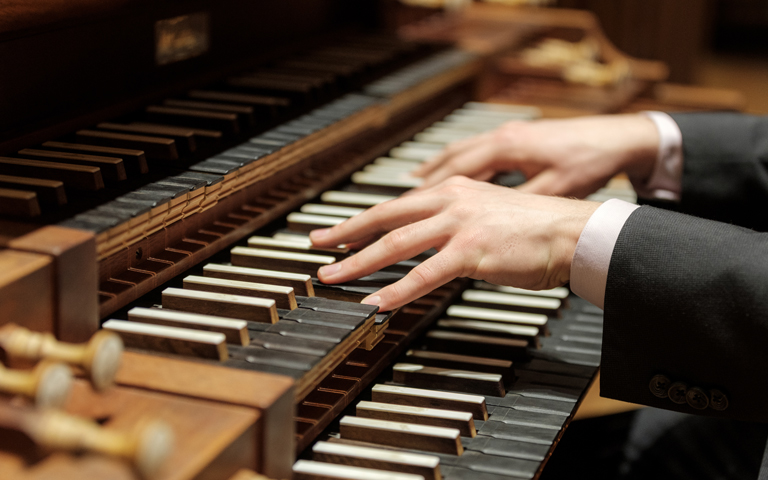 UNC School of the Arts: Organ Studio in Recital