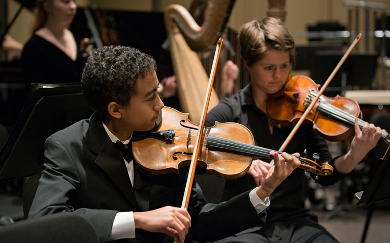 UNC School of the Arts: Chrysalis Student Ensembles in Recital