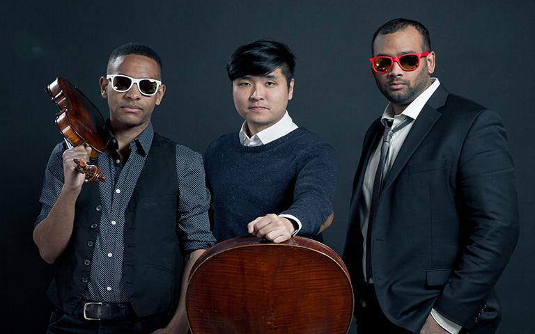 UNC School of the Arts: Warp Trio in Concert