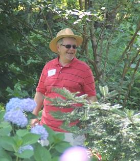"""""""Ask a Garden Expert"""" by Toby Bost, Horticulturist, Retired Forsyth County Extension Agent and Author"""