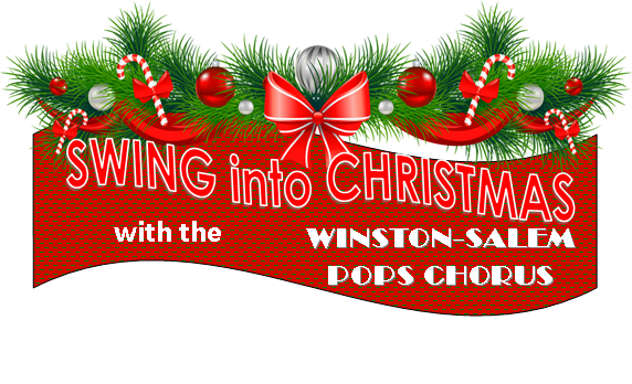 Swing into Christmas with the WS Pops
