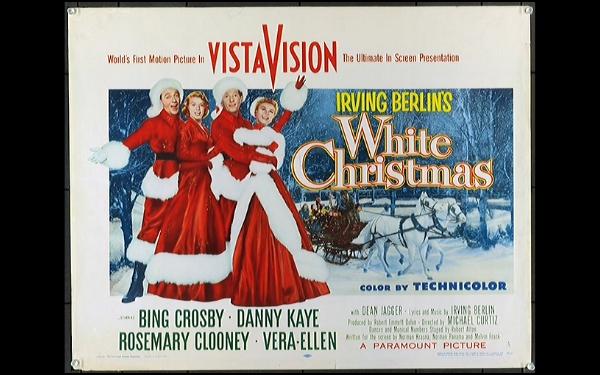 White Christmas - An A/perture Cinema FREE Screening