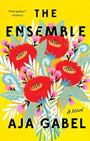 BTHVN Rocks WS Book Club - The Ensemble by Aja Gabel - ONLINE