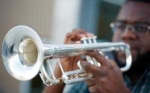 Trumpet Studio in Recital