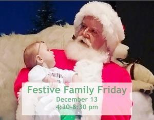 Festive Family Friday