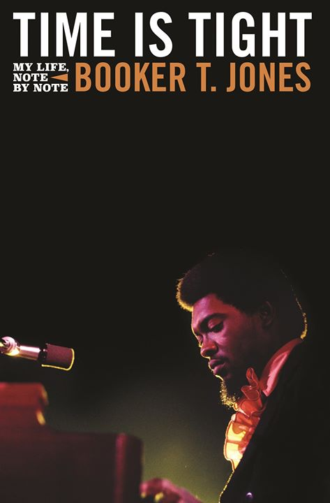 """Booker T. Jones """"Time Is Tight"""" Book Reading & Signing"""