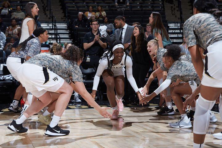 Wake Women's Basketball vs. Florida State